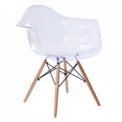 sillon transparente mod tower